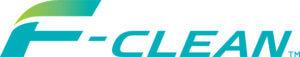 F-clean logo